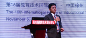 Xie offers Keynote Address at IFET2017 in China