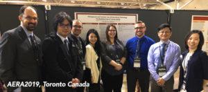 Highlights of AERA 2019 Toronto Canada